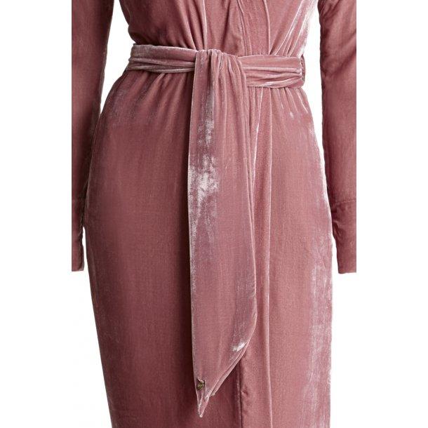 Classic Framboise Silk Velvet