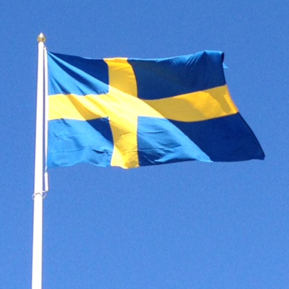 vad kostar en svensk flagga
