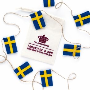 Flaggspel & Tårtflaggor