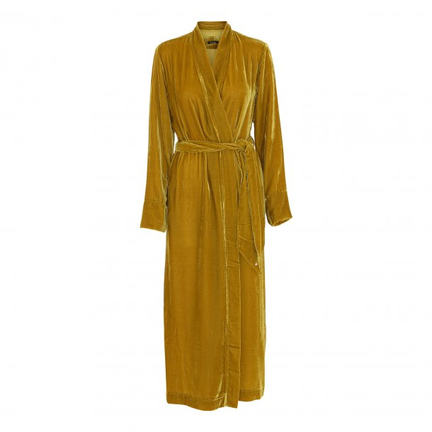 Classic Goldenrod Silk Velvet