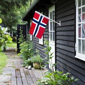 Balkong/fasadeflagg