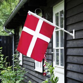Nordiske balkong/fasadeflagg