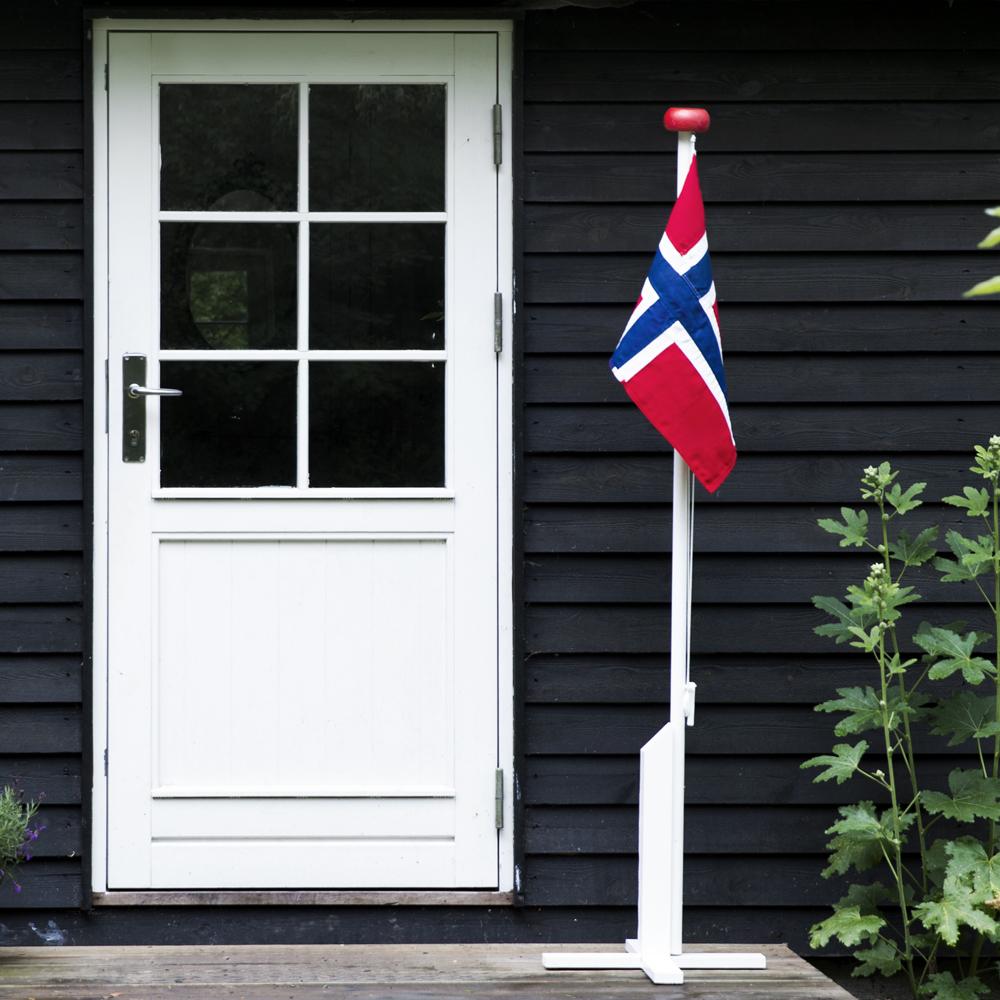 Kontakt flaggstång
