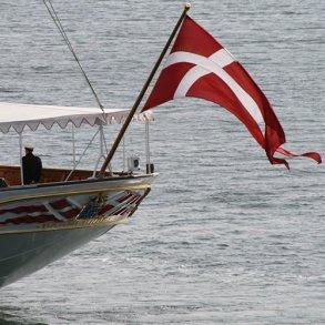 Marina flaggor