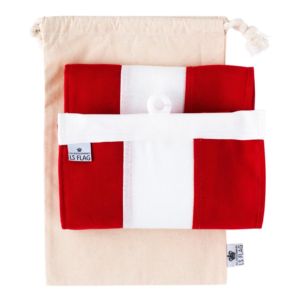 Ekstra Vimpel til flagstang - original slidstærk flagdug NE85
