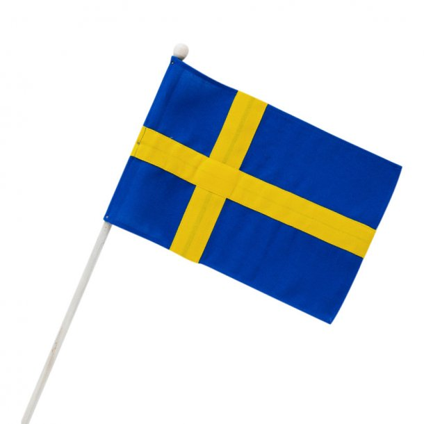 fasadflagga svensk